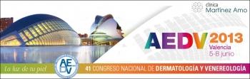 Ponencia oficial en el 41 congreso nacional de dermatología y venererología (AEDV)
